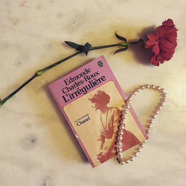 L'Irrégulière ou mon itinéraire Chanel d'Edmonde Charles-Roux