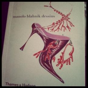 Manolo Blahnik, dessins
