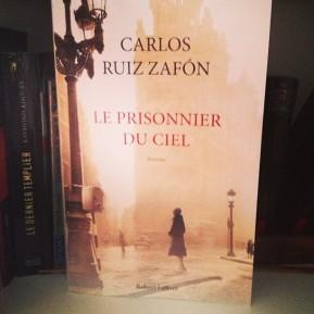 Le Prisonnier du ciel, de Carlos RuizZafón