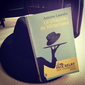 Le chapeau de Mitterrand d'AntoineLaurain