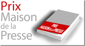 43ème Prix Maison de la Presse : sélectionfinale