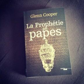 La Prophétie des Papes de GlennCooper