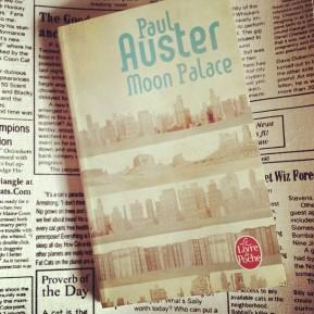 Moon Palace, de PaulAuster