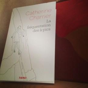 La Fréquentation des à-pics, de CatherineCharrier