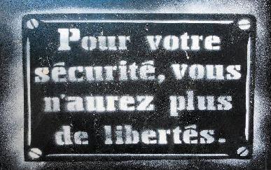 Sécurité-liberté