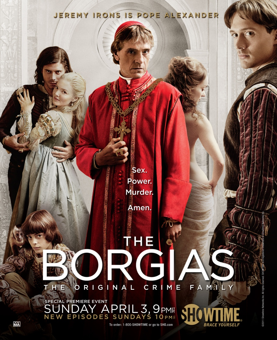 The-Borgias