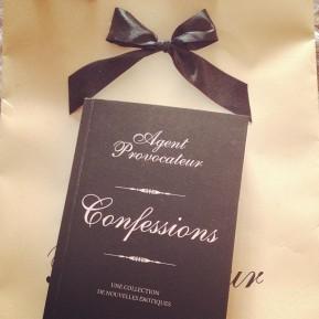 Confessions, d'Agent Provocateur