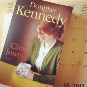 Cinq jours, de DouglasKennedy