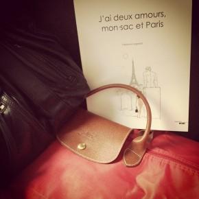 J'ai deux amours, mon sac et Paris, de FabienneLegrand