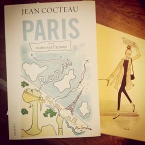 Paris, suivi de notes sur l'amour, de JeanCocteau