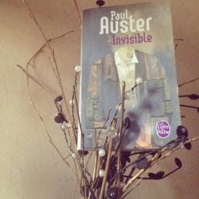 Invisible, de PaulAuster