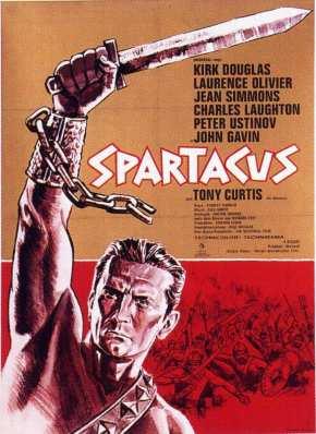 Spartacus, de StanleyKubrick