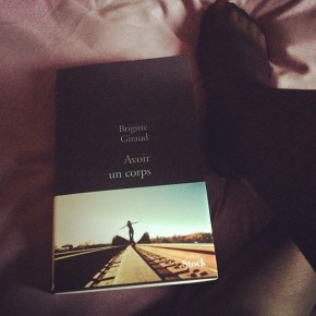 Avoir un corps, de BrigitteGiraud