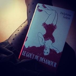 Le goût du désamour, de DelphineSolère