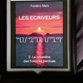 Les écriveurs 2 – Le Cimetière des histoires perdues, de FrédéricMars