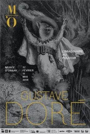Gustave Doré – L'imaginaire au pouvoir, au muséed'Orsay