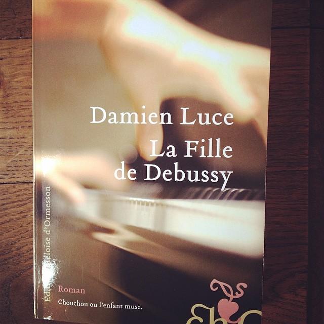 Damien Luce fille de Debussy