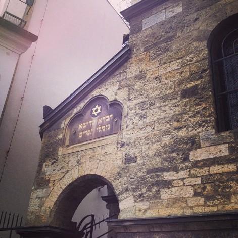 Synagogue Pinkas