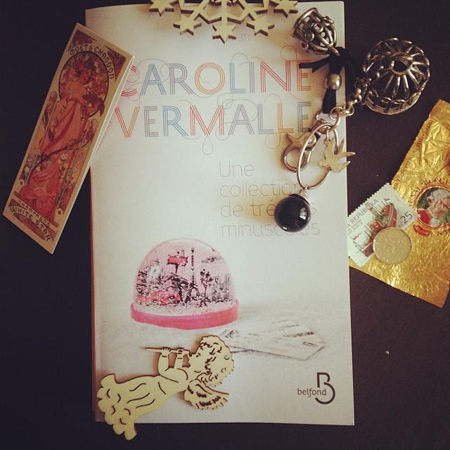 Caroline Vermalle Une collection de trésors minuscules