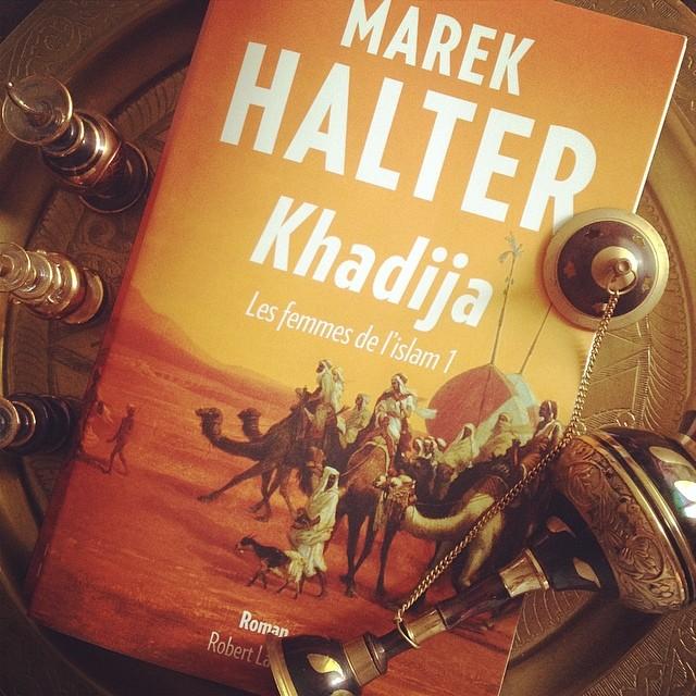 Femmes de l'Islam khadija Marek Halter