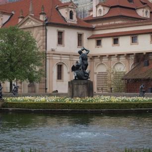 Palais Wallenstein Prague