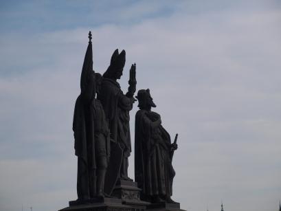 Saints Norbert, Venceslas et Sigismond