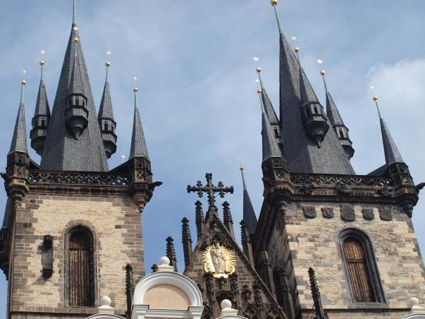 Eglise Notre-Dame de Tyn