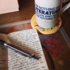 Ce n'est pas si simple – réflexion sur le romancier et sespersonnages