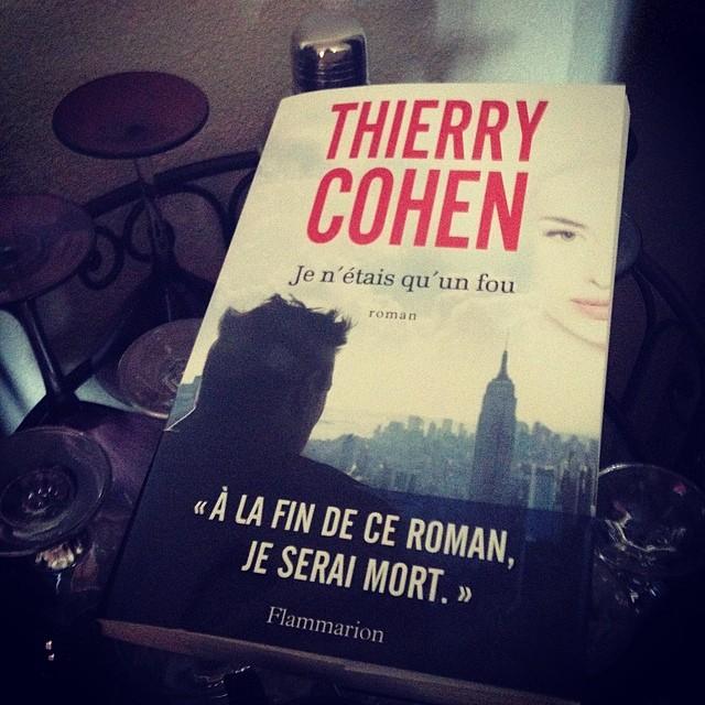 Je n'étais qu'un fou Thierry Cohen