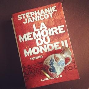La mémoire du monde II, de StéphanieJanicot