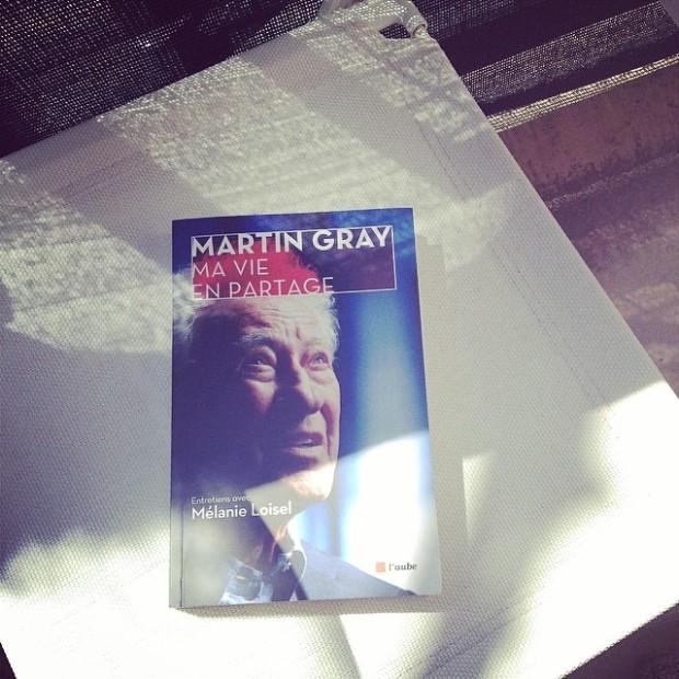 Ma vie en partage Martin Gray