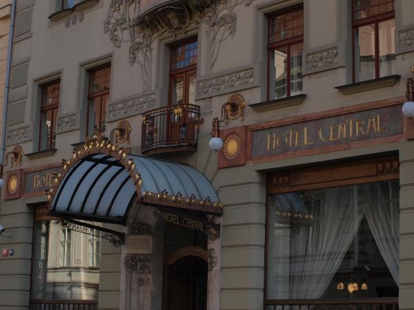 Hôtel central