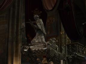 Tombeau de saint Jean
