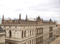 vue depuis la terrasse