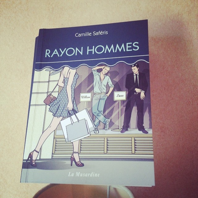 Rayon homme