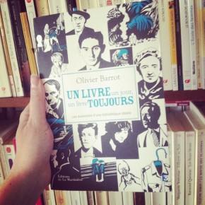 Un livre un jour, un livre toujours, d'OlivierBarrot