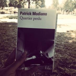 Quartier Perdu, de PatrickModiano