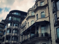Première possibilité pour l'appartement d'E