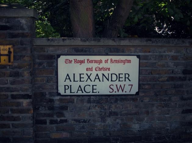 Alexander place