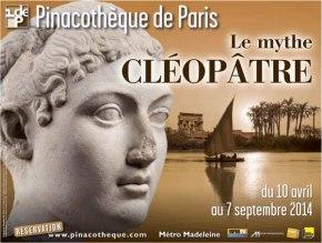 Le mythe de Cléopâtre, à laPinacothèque