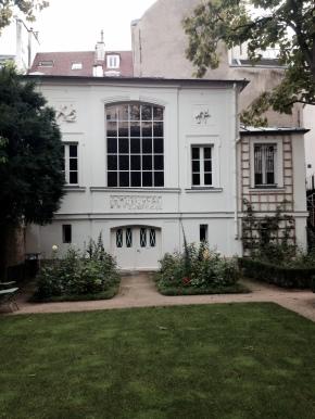Le musée EugèneDelacroix
