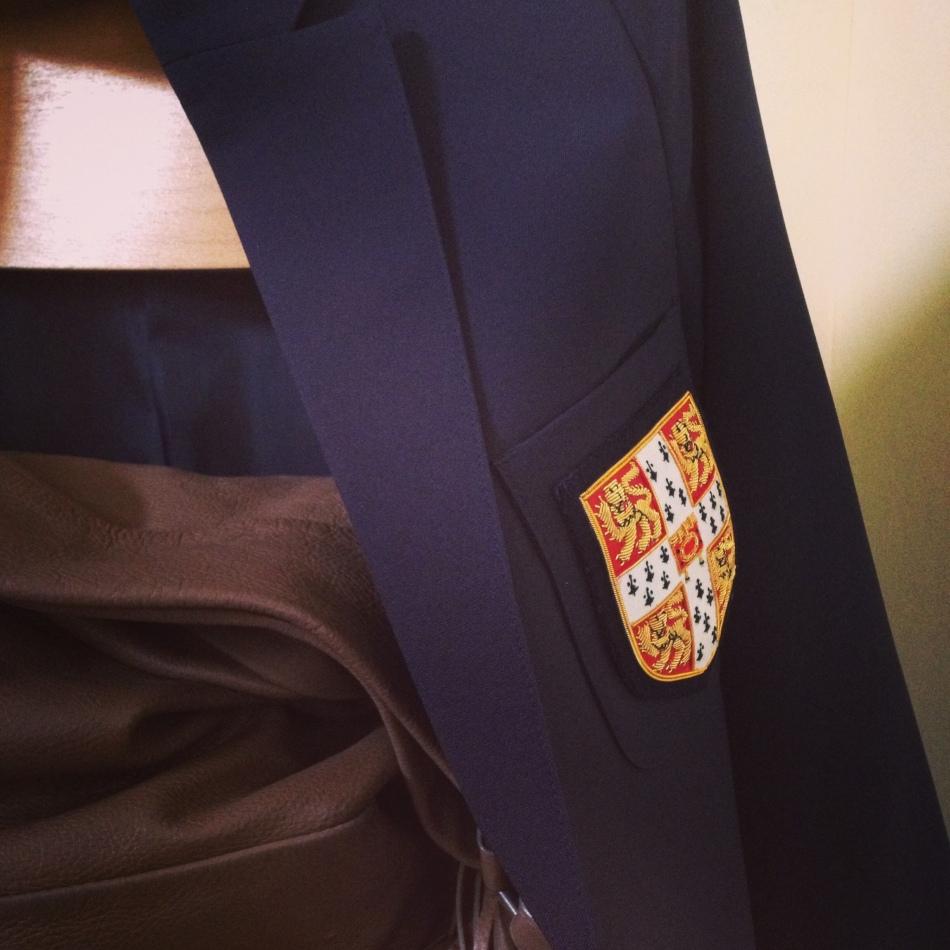 Blazer d'uniforme