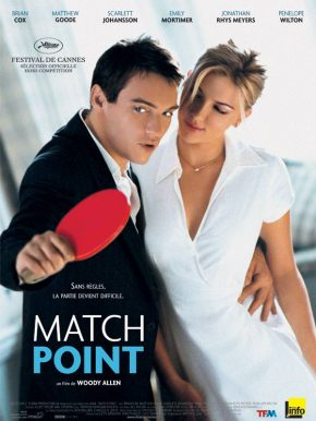 Match Point, de Woody Allen