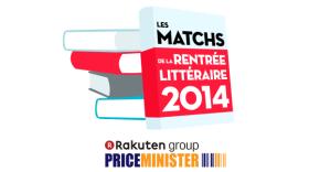 Les matchs de la rentrée littéraire Priceminister : leretour