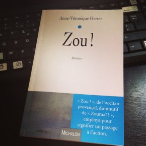 Zou ! de Anne-VéroniqueHerter