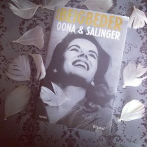 Oona et Salinger, de FrédéricBeigbeder