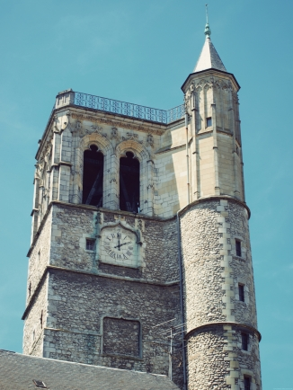 Orléans, place de la République