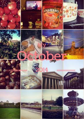 My october 2014