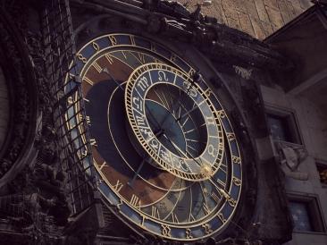 prague, horloge astronomique