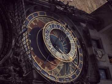 prague, horloge astronomique